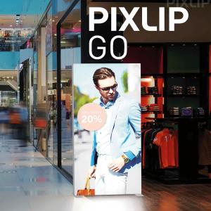 PIxlip Bild mit Logo