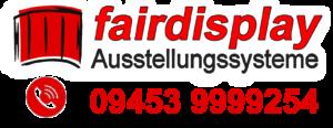 Logo mit Telefonnummer